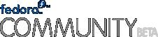 Fedora Community Logo