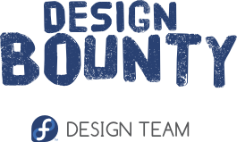 Fedora Design Team Bounty