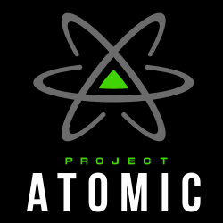 The Atomic upstream logo.